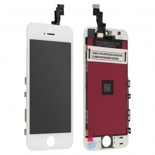 LCD Komplettset Apple iPhone SE + Touchscreen ? Weiß