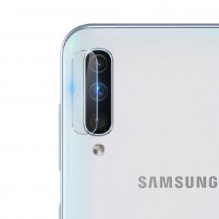 2 iMak Rückkamera Schutzfolien für Samsung Galaxy A50 und A70 Durschsichtig
