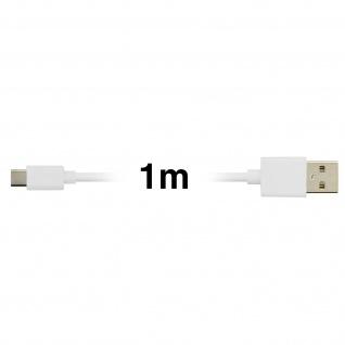 Micro-USB auf USB Kabel 2.1A Inkax - 1M Aufladen und Synchronisieren - Vorschau 3