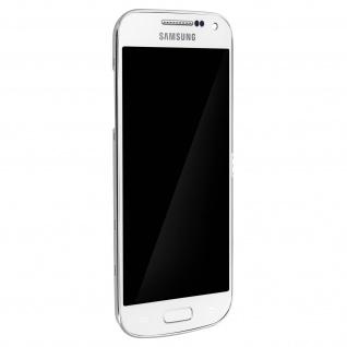 LCD Komplettset mit Touchscreen Ersatzteil für Samsung Galaxy S4 Mini - Weiß