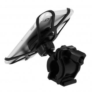 Bikemag Fahrrad-Halterung drehbar und einstellbar für Smartphones - 4Smarts