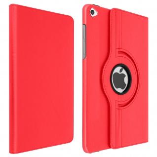 360° Klapphülle, Etui mit Standfunktion für Apple iPad Pro 9.7 /iPad Air 2 ? Rot