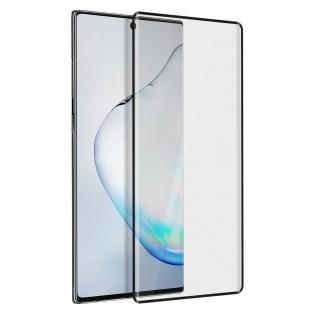 Akashi 9H Härtegrad Displayschutzfolie für Galaxy Note 10 - Transparent