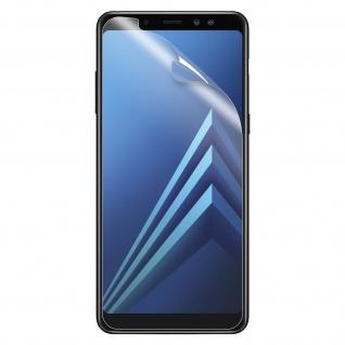 Nillkin Displayschutzfolie Schutz vor Fingerabdrücken für Samsung Galaxy A8