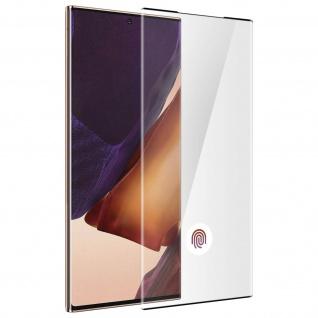 Samsung Galaxy Note 20 Ultra 9H Glas-Schutzfolie - Transparent