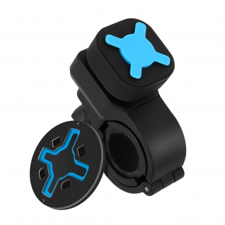 Universal-Fahrradhalterung + SecureLock Adapter, Mobilis U.FIX Bike Kit