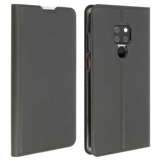 Flip Cover, Klappetui mit Kartenfach & Standfunktion Huawei Mate 20 Schwarz