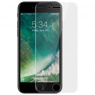 Apple iPhone 7 Plus/8 Plus Displayschutzfolie aus Glas mit abgerundeten Kanten