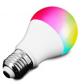 LED Wifi Dimmbare Glühbirne E27, kompatibel mit Alexa und Google Home