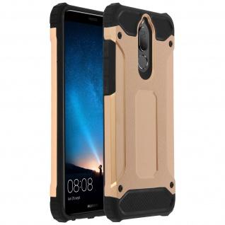 Defender II schockresistente Schutzhülle (1, 80M) Huawei Mate 10 Lite ? Gold