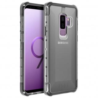 UAG Plyo stoßfeste Schutzhülle für Samsung Galaxy S9 Plus - Grau Transparent