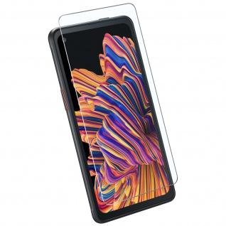 4Smarts ? Schutzfolie Second Glass für Samsung Galaxy Xcover Pro ? Transparent