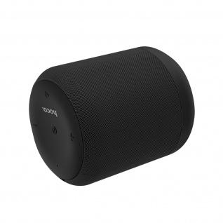 Bluetooth Wireless Speaker 360° Sound 5W Compact, Hoco - Schwarz