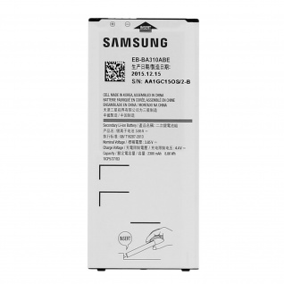1900 mAh Samsung EB-BA300BBE Austausch-Akku für Samsung Galaxy A3