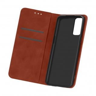 Flip Stand Case Brieftasche & Standfunktion für Oneplus 9 ? Braun
