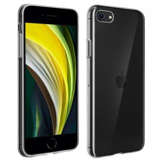 Apple iPhone 5, 5s, SE Schutzhülle Silikon ultradünn (0.30mm) ? Transparent