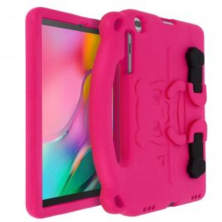 Stoßfeste Panda Tablet-Schutzhülle Samsung Galaxy Tab A 10.1 2019 ? Rosa