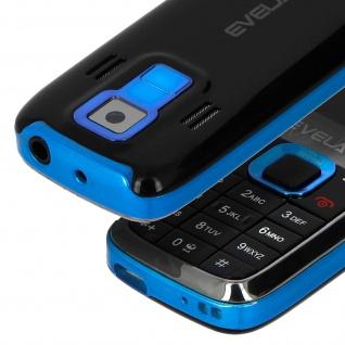 Evelatus EM01 DUAL SIM Handy, Micro-USB Anschluss - Schwarz - Vorschau 5