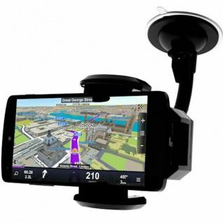 KFZ-Halterung Windschutzscheibe Befestigung für Smartphones - Personalisierbar