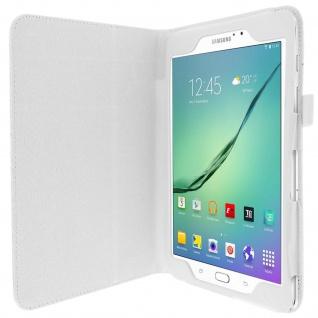 Flip-Schutzhülle mit Standfunktion für Samsung Galaxy Tab S2 8'' - Weiß