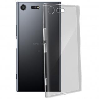 Sony Xperia XZ Premium Ultra-Clear Schutzhülle aus Silikon - Flexibel