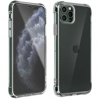 360°Schutz-Set für Apple iPhone 11 Pro: Hülle + Displayschutzfolie ? Transparent