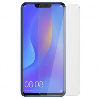 Displayschutzfolie aus Glas Huawei M20 Lite/P Smart Plus - 9H Härtegrad - Vorschau 2