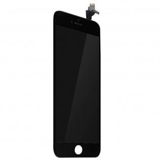 LCD Komplettset mit Touchscreen Ersatzteil für iPhone 6 Plus - Schwarz