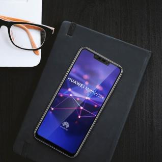 Displayschutzfolie aus Glas für Huawei Mate 20 Lite / P Smart Plus - Akashi - Vorschau 4