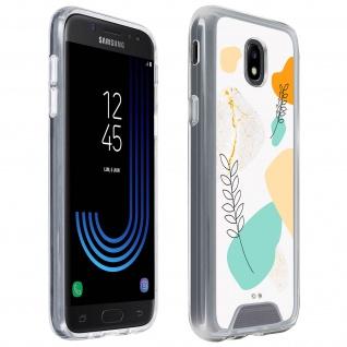 Handyhülle für Samsung Galaxy J5 2017, Made in France ? Lorbeerblatt Design