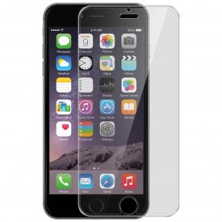 Bruchsichere 9H Glas Displayschutzfolie voller Schutz iPhone 6S/ 6 - Transparent