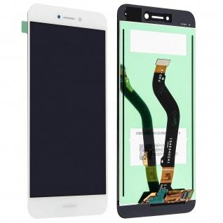 LCD Komplettset Huawei P8 Lite 2017 + Touchscreen - Weiß