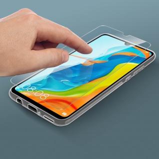 360° Protection Pack für Huawei P30 Lite: Cover+ Displayschutzfolie, Transparent - Vorschau 3