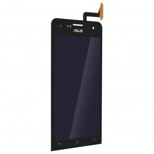 LCD Komplettset mit Touchscreen Ersatzteil für Asus Zenfone 5 A500KL - Schwarz