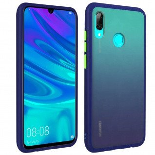 Peach Series harte Handyhülle Huawei P Smart 2019, Honor 10 Lite - Dunkelblau