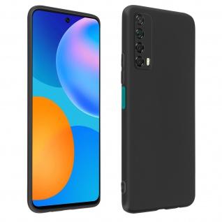 Gelhülle, Backcover für Huawei P Smart 2021 ? Schwarz