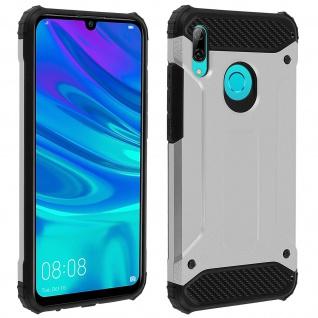 Defender II Schutzhülle (1, 80M) Huawei P Smart 2019/Honor 10 Lite ? Silber