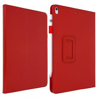iPad Pro 10.5 Flip-Schutzhülle mit Standfunktion - Rot