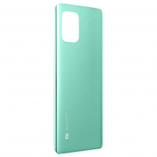 Ersatzteil Akkudeckel, neue Rückseite für Xiaomi Mi 10 Lite ? Hellblau