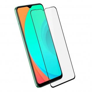 9H Härtegrad Glas-Displayschutzfolie Realme C11 â€? Schwarz