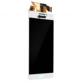 LCD Komplettset mit Touchscreen für Galaxy A5 2015 - Weiß