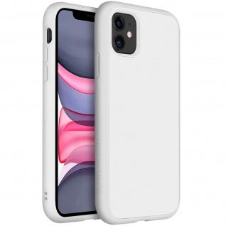 SolidSuit stoßfeste Handyhülle by Rhinoshield für Apple iPhone 11 - Weiß