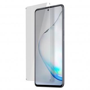 9H Härtegrad kratzfeste Displayschutzfolie für Galaxy Note 10 Lite - Transparent