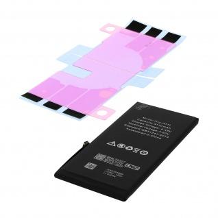 Austausch-Akku für Apple iPhone 11, 3110mAh Zusatzakku - Schwarz