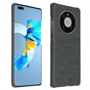 Huawei Mate 40 Pro / Mate 40 Pro Plus Stoffhülle, stoßfeste Handyhülle â€? Grau