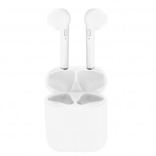 I9S-TWS True Wireless Bluetooth 5.0 Köpfhörer mit Soft Touch Ladebox ? Weiß