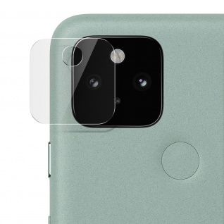 Rückkamera kratzfeste Schutzfolie Google Pixel 5 ? Transparent