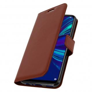 Flip Stand Cover mit Standfunktion Huawei P Smart 2019 / Honor 10 Lite - Braun - Vorschau 2