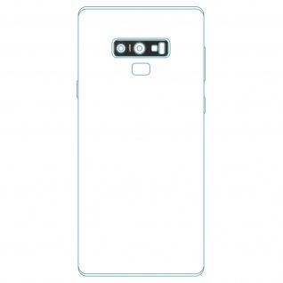 Kamera Linse für Rück-Kamera Samsung Galaxy Note 9 - Schwarz - Vorschau 2