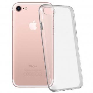 iPhone 7 / 8 / SE 2020 Ultra-Clear Schutzhülle aus Silikon - Transparent